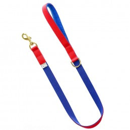 luxury red dog lead and collar doggie apparel